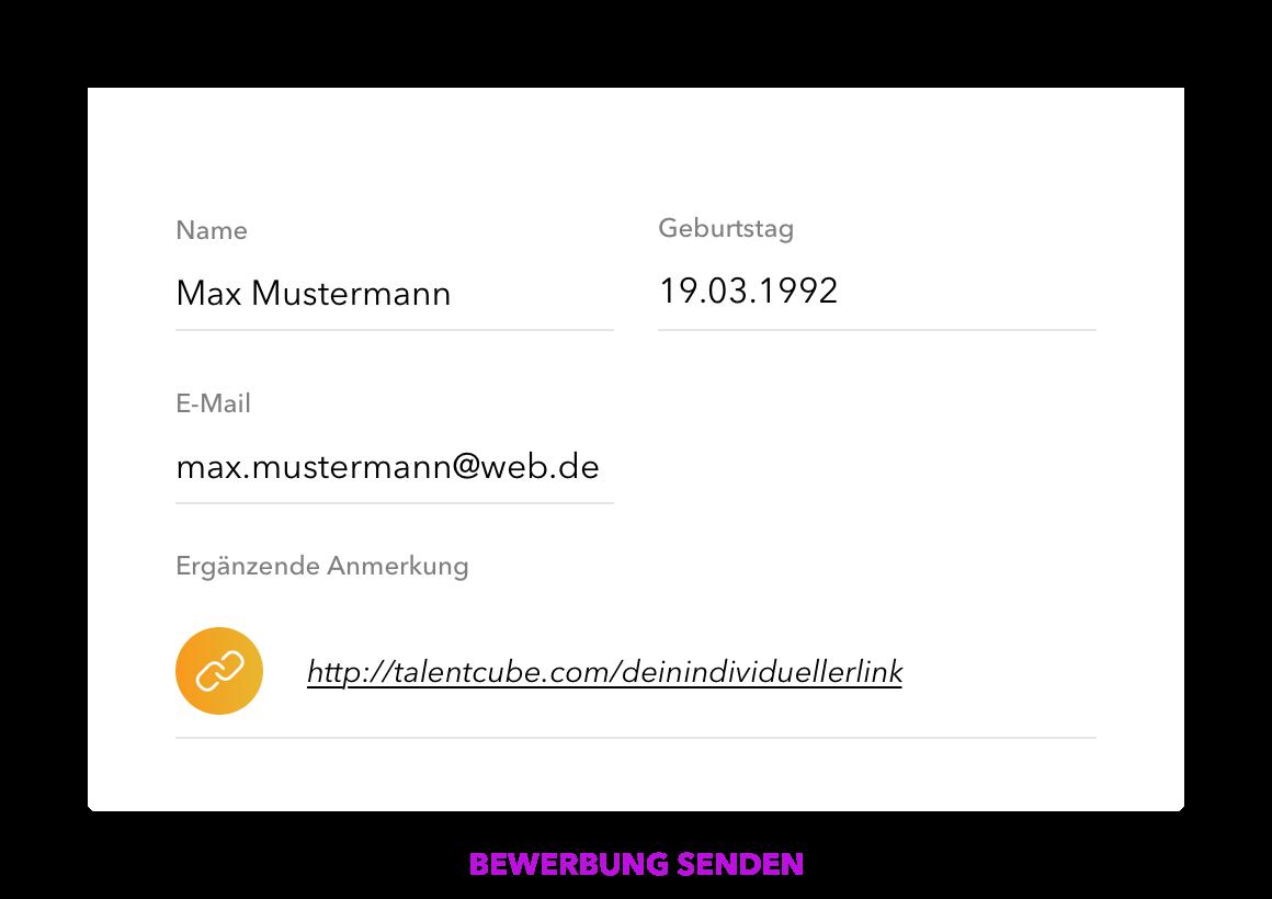 Homepage Erhalten Traumjob Sichern Talentcube