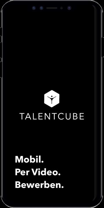 lade dir jetzt kostenlos die talentcube app herunter und starte deine einzigartige video bewerbung - Bewerbung Schreiben App