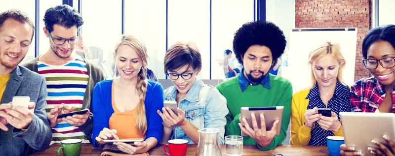 Mobile Recruiting liegt beim HR-Management im Trend