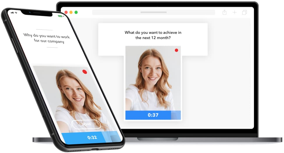 Video-Interview with Talentcube – Easily conduct your video-interview via browser or smartphone