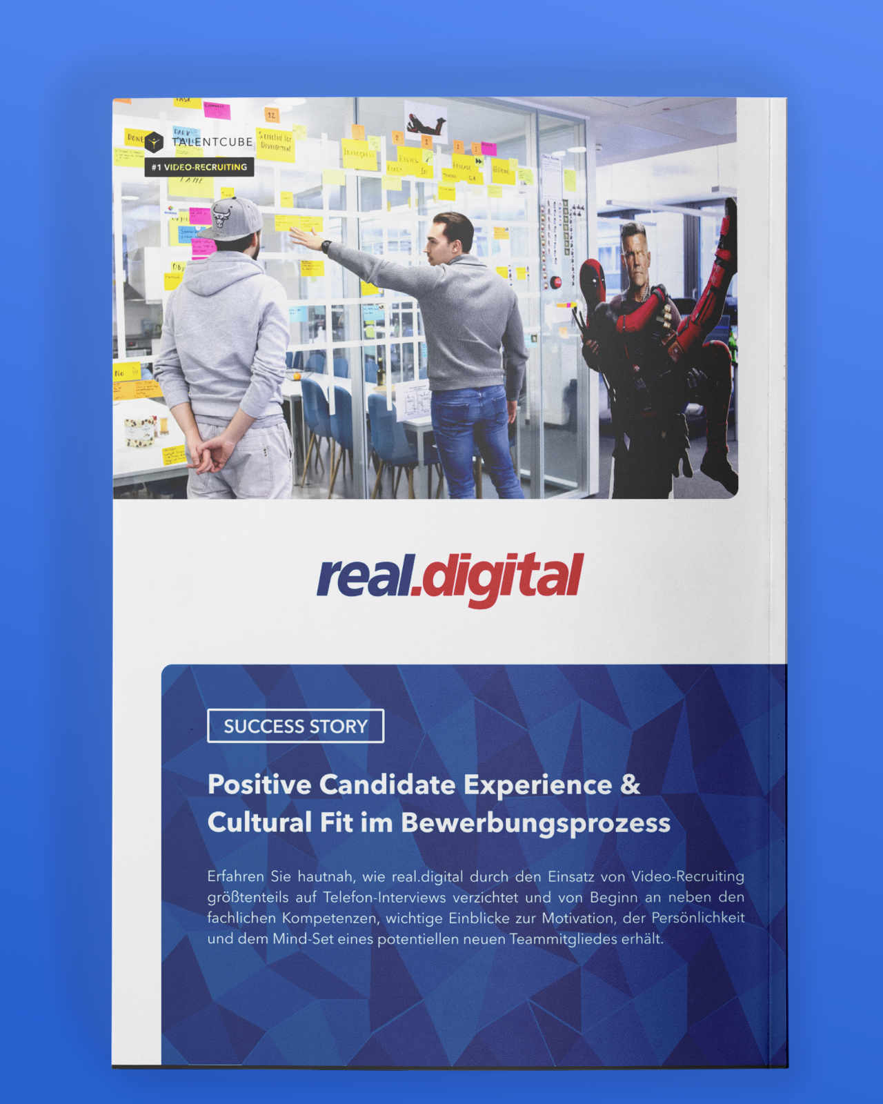 real.digital – Positive Candidate Experience & Cultural Fit