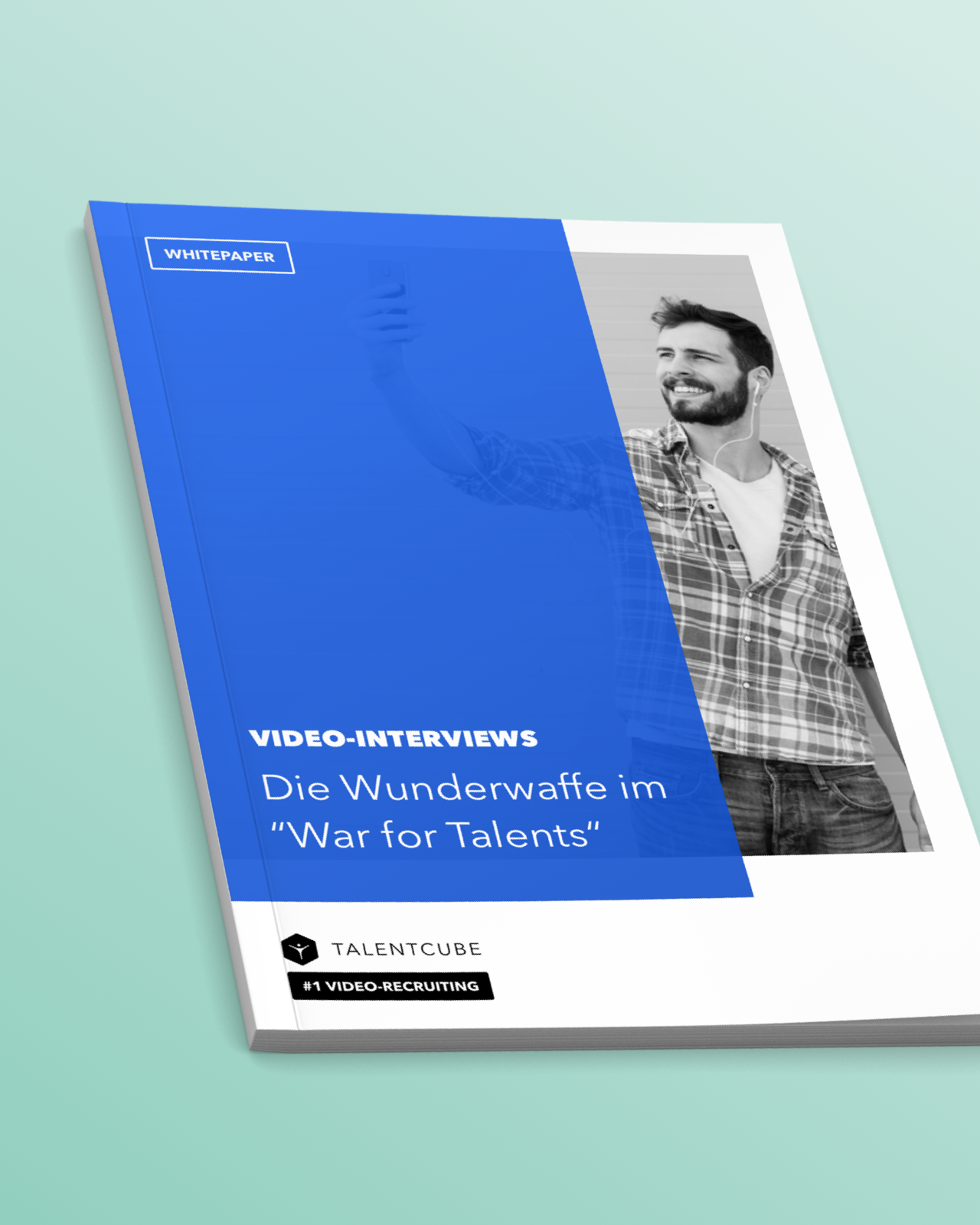 """Whitepaper: Video-Interviews – Die Wunderwaffe im """"War for Talents"""""""