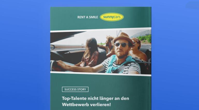 Sunny Cars – Top-Talente nicht länger an den Wettbewerb verlieren