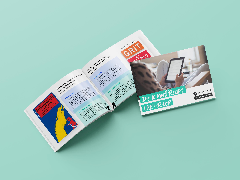 Die 10 Must-Reads für HR-ler