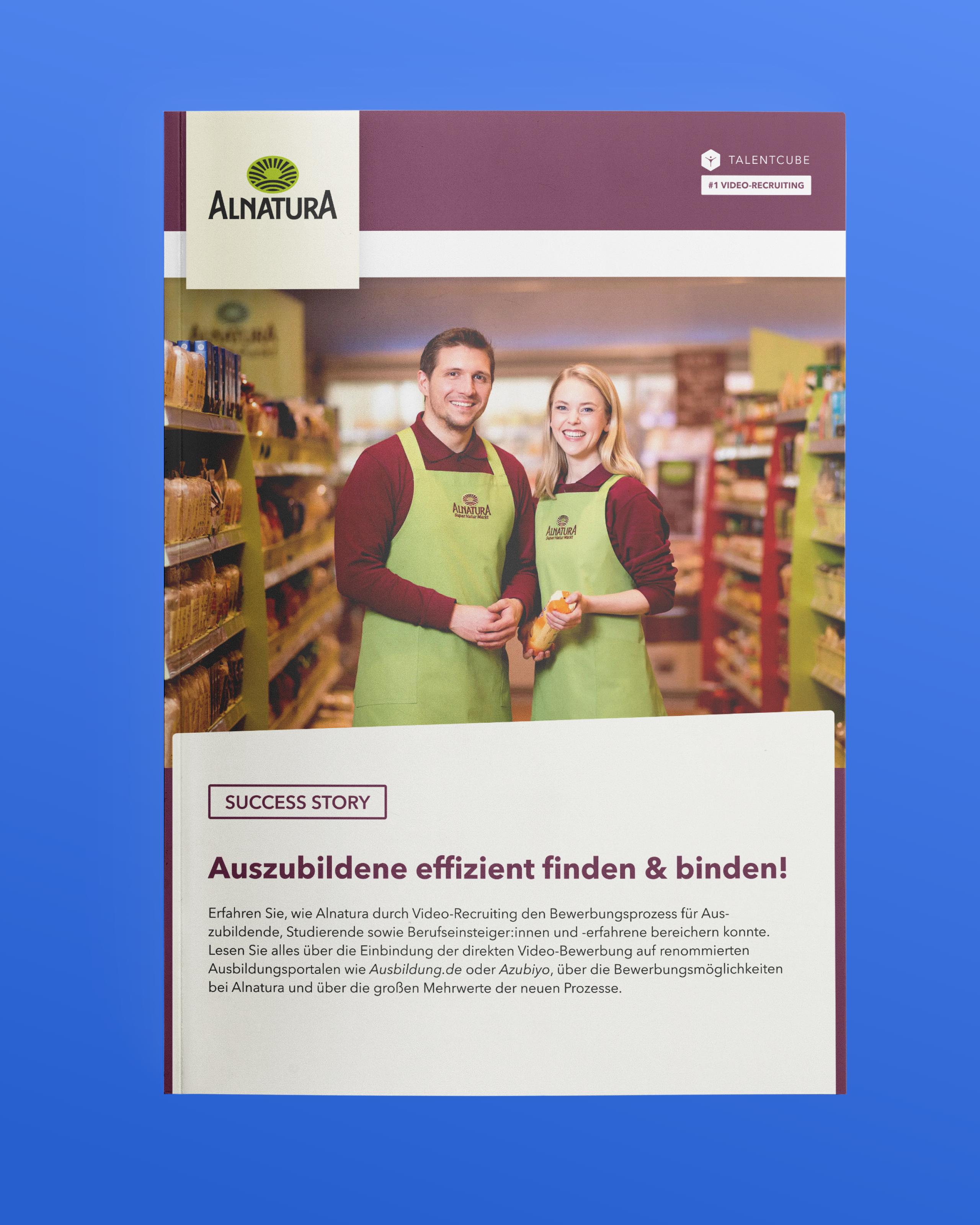 Alnatura –Auszubildene effizient finden & binden!