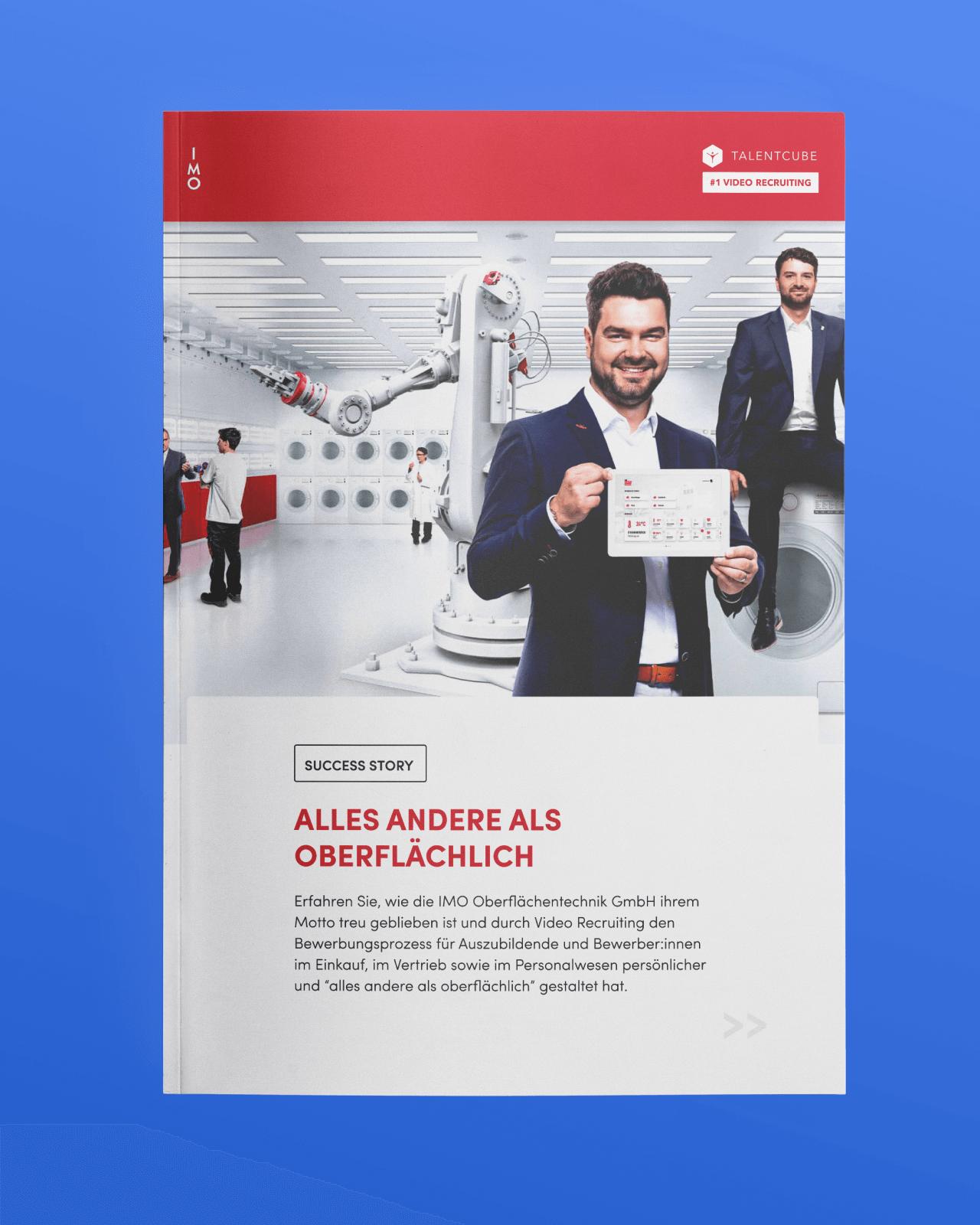 IMO Oberflächentechnik GmbH –Alles andere als oberflächlich