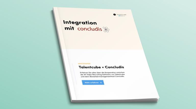ATS Integration: Talentcube X  Concludis