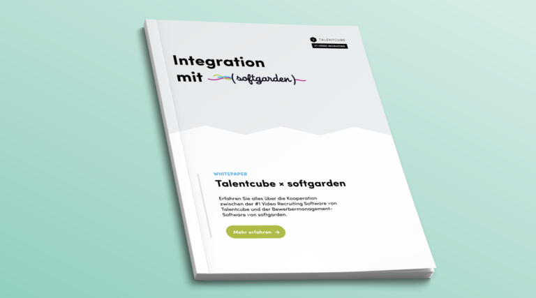 ATS Integration: Talentcube X softgarden