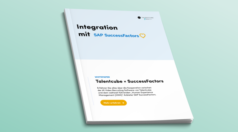 ATS Integration: Talentcube X SAP SuccessFactors